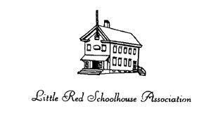 Image: artistic rendition of Little Red School
