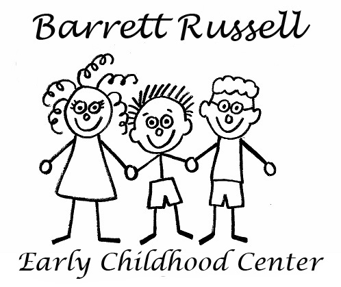 Barret Russell Logo of a happy family