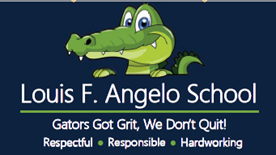 Image: Angelo Gators collage of descriptive words