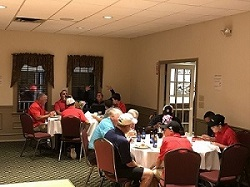 2017 Golf Team Fundraising Tournament