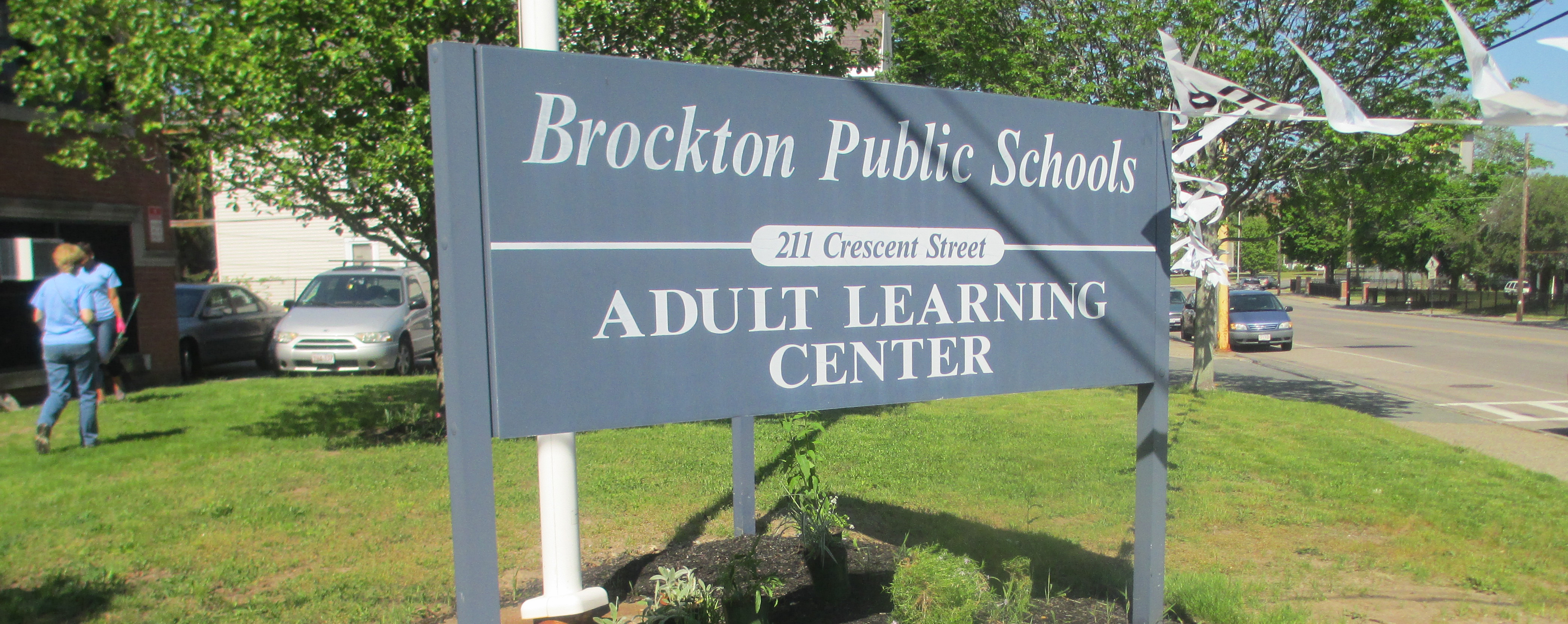 Image: Adult Learning Center, Brockton, MA